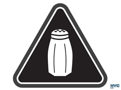 The new New York City salt warning